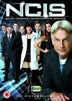 NCIS Season 9 DVD Box Set Brand New Sealed Fast Post 5014437177230