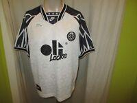 "SG Wattenscheid 09 Original Nike Auswärts Trikot 1994/95 ""oli Lacke"" Gr.M TOP"