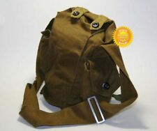 1+1 Free USSR Original Soviet Carrying Bag Gas Mask GP5 Russian Military Surplus