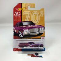 '72 Ford Ranchero * Hot Wheels Target Throwback Decades * WF18