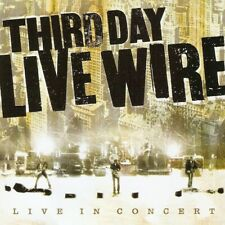 Third Day - Live Wire [Live In Concert] (CD & DVD 2004 ) With DVD