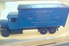LLEDO DIECAST MODEL TRUCK SCAMMELL 6 WHEELER JOHN AYREY TOY DISTRIBUTORS