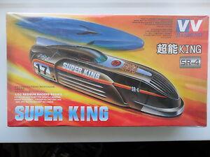 REDSUN RACERS PIPE RACER SUPER KING SR-4 MOTORIZED BOXED KIT VV JIA SHENG 1/32
