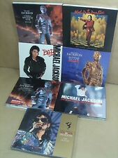 ¡OFERTON¡¡ 6 CD´S DVD´S - MICHAEL JACKSON - PRECINTADOS INCLUYE BAD + LIBRO ++