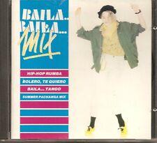 BAILA BAILA MIX ITALO DISCO RIGHEIRA SANDY MARTON PERFIL CD SPAIN BARCELONA