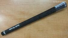"1 Golf Pride Tour Velvet BCT Cord Black Standard Grip .600"" VTC-60R-12-X00"