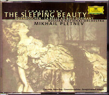 Mikhail PLETNEV: TCHAIKOVSKY The Sleeping Beauty Dornröschen 2CD Tschaikowski