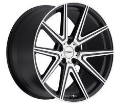 19x8.5 TSW Rouge 5x120 Rims +40 Gunmetal Wheels (Set of 4)