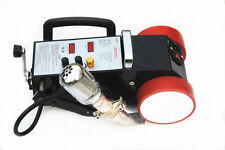 110V US CA Automatic Hot Air Welder PVC Banner Hot Air Welding Machine