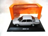 BMW 520 Silver Metallic  1974   Maxichamps  940023002