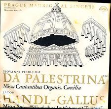 Palestrina Missa Cantantibus Organis Elisabethae Impletum Est Tempus 50776 SEALD