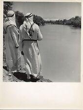 LE JOURDAIN, ENDROIT PRÉSUMÉ EXACT DU BAPTÊME DU CHRIST. PHOTO YVON BEAUGIER