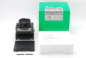 Near MINT Fujifilm Fuji GX 680 AE Finder FL Waist Level for GX680 Box from JAPAN