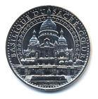 75018 Montmartre, Basilique du Sacré-Coeur, Coul. argent, 2014, Monnaie de Paris