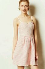 NEW Anthropologie Pasteque Dress by Moulinette Soeurs $148.00 Size 6P