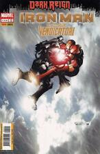 comics IRON MAN & GLI OSCURI VENDICATORI n.22 Panini Marvel Italia