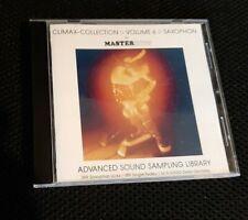 Masterbits Climax Collection Vol. 6 - Saxophone - Sampling CD