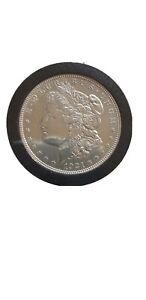 1921 USA Silver Morgan $1 One Dollar Coin