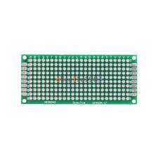 5PCS Double Side Prototype PCB Tinned Universal Breadboard 3x7 cm 30mmx70mm FR4