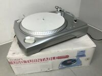 ION iTTUSB Turntable Record deck Hifi Separate Vinyl Player for your PC or Amp