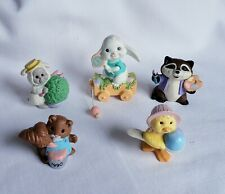 Lot of 5 Hallmark Easter Merry Miniatures