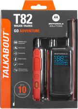 Motorola Talkabout T82 2x Walkie Talkie PMR Funkgerät bis zu 8km Reichweite