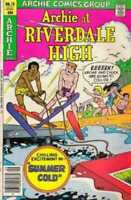 """Archie Comics Group Collectible """"Archie At Riverdale High"""" No. 75, Sept. 1980"""