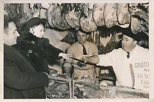 PARIS 1952 - Foire au Jambon Boucher Boulevard Richard Lenoir - PR 186