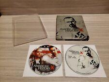 American History X Steelbook Bluray + Dvd Rare Oop