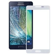 Ricambio Vetro Anteriore Bianco di ricambio per Samsung Galaxy A5 SM-A500