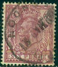 Great Britain Sg-386, Scott # 167 Used, Very Fine, Great Price!