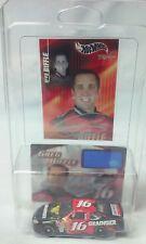 Greg Biffle Autograph Rookie 1/64 #16 2003 Granger Hotwheeles Diecast