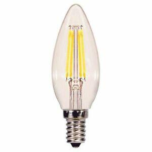Satco S29890 4W CTC/LED/30K/CL/120V