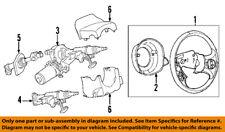 GM OEM-Steering Column 19209155