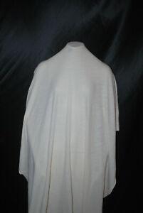 "Organic Hemp Cotton Slubbed Jersey knit fabric 7 oz per Lineal yard 40"" wide"