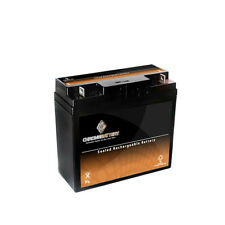 12V 18AH High Performance AGM Sealed Lead Acid Battery replaces 51913
