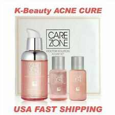 Korean Skin Care CareZone Acne-Cure Clarifying Essence 3Set- Shipout within 24hr