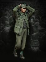 1:35 WWII German Soldiers t3156 High Quality Resin Kit 1 Figures