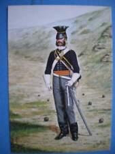 POSTCARD TROOPER - 17TH LANCERS - BALACLAVA 1854