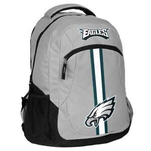 Philadelphia Eagles Logo Action BackPack School Bag Back pack Gym Travel Book