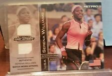 2003 SERENA WILLIAMS NETPRO COURT AUTHENTIC MATCH WORN APPAREL 2D
