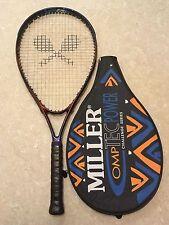 Racchetta Da Tennis MILLER OMP TEC POWER L2 incordata + Fodero