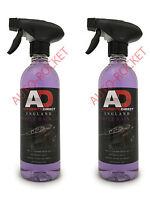Autobrite Direct 1L Purple Rain, Iron Decontamination Fallout Remover 2 X 500ml