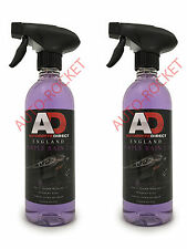 Autobrite Direct 1L Purple Rain, Iron Decontamination Fallout Remover 2 X 500ml