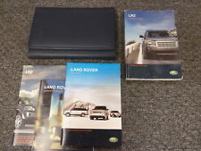 2008 Land Rover LR2 Luxury SUV Owner Owner's Manual User Guide SE HSE 3.2L