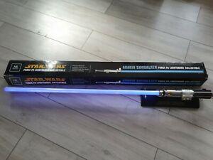 Star Wars Anakin Skywalker Force FX Lightsaber Master Replicas 2005