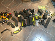 Large Lot Vintage Tyco Slot Car tracks & controllers