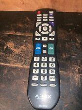 Original APEX LD230RM Remote Control Used.