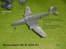 Messerschmitt Me P.1070 V4       1/72 Bird Models Resinbausatz / resin kit