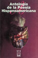 Antologia de la Poesia Hispanoamericana (1999, Paperback)